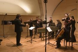 J. S. Bach: Brandemburg Concertos with Camera Musicae