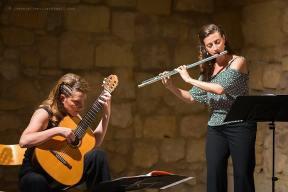 Duo Becerra-Serra, Bouquet Festival, Tarragona