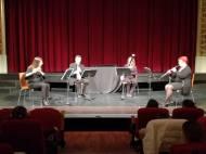 Camerata XXI wind quartet, Teatre Bartrina, Reus