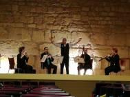Camerata XXI wind quartet, Antiga Audiència, Tarragona