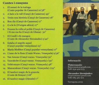 Omumbo repertori català