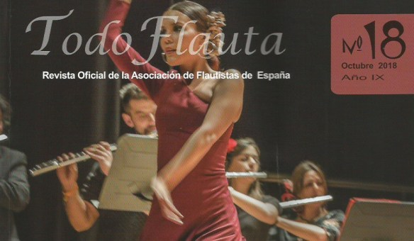 AFE n. 18, Octubre 2018, any 9, Flautas de la mitología griega y romana