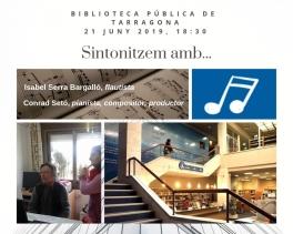 Biblioteca pública de tarragona 21 juny 2019, 18_30